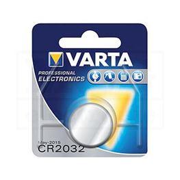 Slika za BATERIJA VARTA CR2032 3V 220mAh