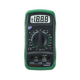 Picture of DIGITALNI MULTIMETAR MAS 830 H