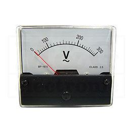 Picture of UGRADNI INS. V METAR 70 / AC 0-300 V
