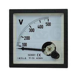 Slika za UGRADNI INS. V METAR 72 / AC 0-500 V