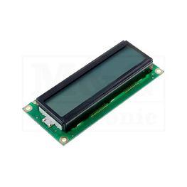 Picture of DISPLEJ LCD RC1602B-GHY-CSXD