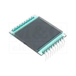Picture of DISPLEJ LCD DE112RS-20/6.35