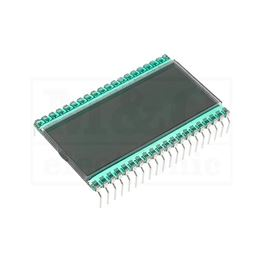 Picture of DISPLEJ LCD DE114RS-20/6.35