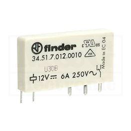 Slika za RELEJ FINDER F3451-12 1XU 6A 12V