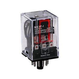 Picture of RELEJ MK3P-I 3PDT 10A AC 110V