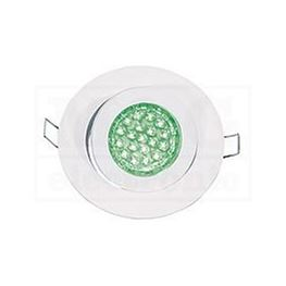 Slika za SIJALICE LED KOMPLET-BELI 19 LED ZELENE