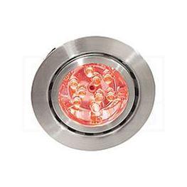 Slika za SIJALICE LED KOMPLET-NIKL 9 LED CRVENE