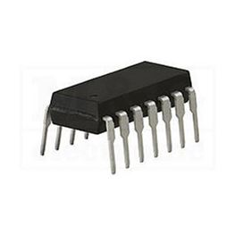 Picture of IC C-MOS 4000