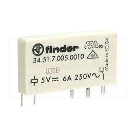 Slika za RELEJ FINDER F3451-05 1XU 6A 5V