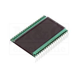Picture of DISPLEJ LCD DE118RS-20/6.35