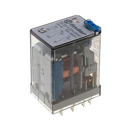 Picture of RELEJ FINDER 55.32 DPDT 10A 24V DC