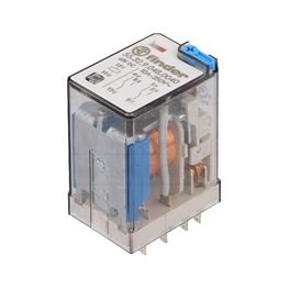 Slika za RELEJ FINDER 55.32 DPDT 10A 48V DC