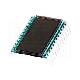 Picture of DISPLEJ LCD DE123RS-20/6.35