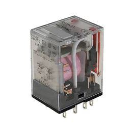 Picture of RELEJ OMRON MY2 DPDT 10A 48V AC