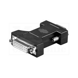 Picture of DVI ADAPTER DVI (24+5) Ž / VGA HD 15 M